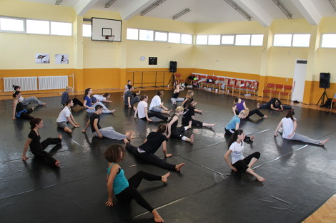 SUMMER DANCE CAMP VRANJE 2016.