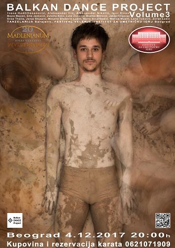 Beogradska premijera Balkan Dance Project Vol. 3