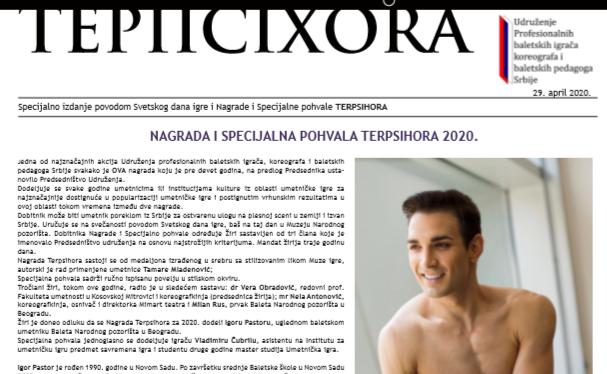 BILTEN TERPSIHORA 2020