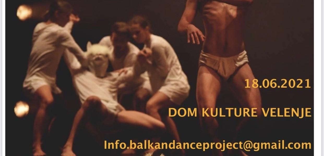 AUDICIJA BALKAN DANCE PROJECT